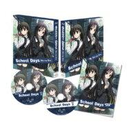 Bungee Price Blu-ray【送料無料】 School Days Blu-ray BOX 【BLU-RAY DISC】