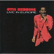 Otis Redding オーティスレディング / Live In Europe: ヨーロッパのオーティス レディング 【CD】