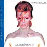 【送料無料】 David Bowie デヴィッドボウイ / Aladdin Sane (40th Anniversary Edition) 【CD】
