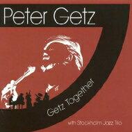 PeterGetz/GetzTogether輸入盤【CD】