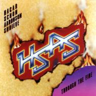 【送料無料】 Sammy Hagar / Neal Schon / Michael Shrieve / Kenny Aaronson / Through The Fire: 炎の饗宴 【SHM-CD】
