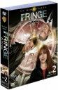 FRINGE / フリンジ<サード・シーズン>セット2 【DVD】