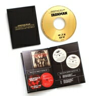 【送料無料】 Ghostface Killah ゴーストフェイスキラー / Ironman Gold Edition 輸入盤 【CD】