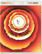 【送料無料】 Stevie Wonder スティービーワンダー / Songs In The Key Of Life 【BLU-RAY AUDIO】