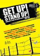 Amnesty International Presents Get Up! Stand Up! (+3cd) 【DVD】
