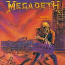 Megadeth メガデス / Peace Sells But Who's Buying 【SHM-CD】