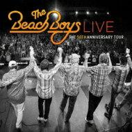 【送料無料】 Beach Boys ビーチボーイズ / 50周年記念コンサート 【CD】