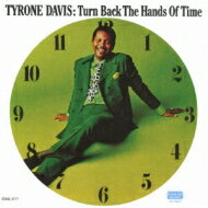 Tyrone Davis タイロンデイビス / Turn Back The Hands Of Time+4 【CD】