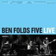 【送料無料】 Ben Folds Five / Ben Folds Five Live 【CD】