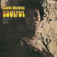 【送料無料】 Dionne Warwick ディオンヌワーウィック / Soulful 【CD】