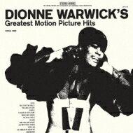 【送料無料】DionneWarwickディオンヌワーウィック/GreatestMotionPictureHits【CD】