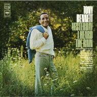TonyBennettトニーベネット/YesterdayIHeardTheRain輸入盤【CD】