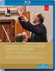 Mozart モーツァルト / ミサ・ロンガ、聖体の祝日のためのリタニア アーノンクール&ウィーン・コンツェントゥス・ムジクス(2012) 【BLU-RAY DISC】