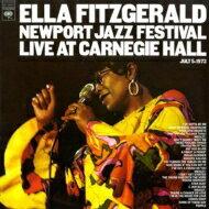 【送料無料】EllaFitzgeraldエラフィッツジェラルド/NewportJazzFestivalLiveAtCarnegieHall+7【BLU-SPECCD2】