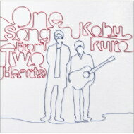 コブクロ / One Song From Two Hearts / ダイヤモンド 【CD Maxi】