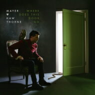 Mayer Hawthorne / Where Does This Door Go 輸入盤 【CD】