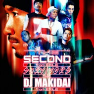 THE SECOND from EXILE / SURVIVORS feat. DJ MAKIDAI from EXILE / プライド 【CD Maxi】