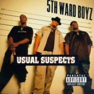 【送料無料】 5th Ward Boyz / Usual Suspects 輸入盤 【CD】