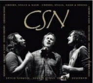 【送料無料】 Crosby, Stills&Nash (CSN) / Csn 輸入盤 【CD】