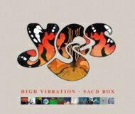【送料無料】 Yes イエス / Yes : High Vibration - SACD BOX 【SACD】