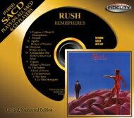 【送料無料】 Rush ラッシュ / Hemispheres 輸入盤 【SACD】