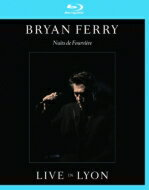 Bryan Ferry ブライアンフェリー / Live In Lyon 【BLU-RAY DISC】