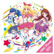Star☆anis / 未定: アイカツ!新op & Ed主題歌 【CD Maxi】