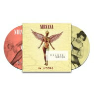 【送料無料】 Nirvana ニルバーナ / In Utero: 20th Anniversary Deluxe Edition 輸入盤 【CD】