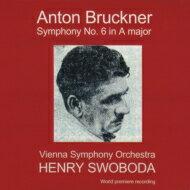【送料無料】 Bruckner ブルックナー / 交響曲第6番 ヘンリー・スウォボダ&ウィーン交響楽団 輸入盤 【CD】