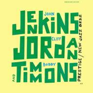 John Jenkins / John Jenkins, Clifford Jordan And Bobby Timmons 【SHM-CD】