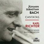 【送料無料】 Bach, Johann Sebastian バッハ / 教会カンタータ集(75曲) リヒター&ミュンヘン・バッハ管弦楽団&合唱団(26CD) 輸入盤 【CD】