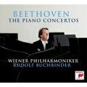 【送料無料】 Beethoven ベートーヴェン / ピアノ協奏曲全集 ブッフビンダー&ウィーン・フィル(2011)(3
