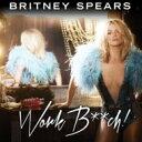 Britney Spears ブリトニースピアーズ / Work Bitch (2tracks) 輸入盤 【CDS】