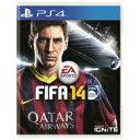 【送料無料】 Game Soft (PlayStation 4) / FIFA 14 ワールドクラス サッカー 【GAME】