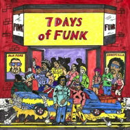 7 Days Of Funk (Dam-funk & Snoopzilla) / 7 Days Of Funk 輸入盤 【CD】