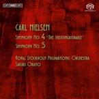 【送料無料】 Nielsen ニールセン / 交響曲第4番『不滅』、第5番 オラモ&ロイヤル・ストックホルム・フィル 輸入盤 【SACD】