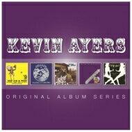 【送料無料】 Kevin Ayers ケビンエアーズ / 5cd Original Album Series 輸入盤 【CD】