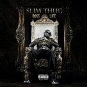 【送料無料】 Slim Thug スリムサグ / Boss Life 輸入盤 【CD】