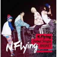 韓国(K-POP)・アジア, 韓国(K-POP) N.Flying BASKET CD Maxi