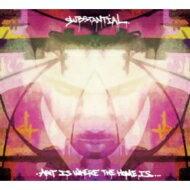 【送料無料】 Substantial サブスタンシャル / Art Is Where The Home Is… 【CD】