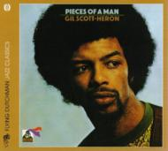 Gil Scott Heron ギルスコットヘロン / Pieces Of A Man 輸入盤 【CD】