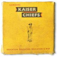 Kaiser Chiefs カイザーチーフス / Education Education Education & War 【CD】