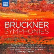 交響曲, 作曲家名・ハ行  Bruckner 12CD CD