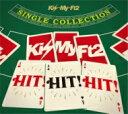【送料無料】 Kis-My-Ft2 キスマイフットツー / SINGLE COLLECTION「HIT! HIT! HIT!」 (+2DVD+写真集)【初回生産限定盤:デジパック・スリーブ仕様】 【CD】