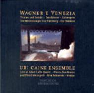 ワーグナー/WagnerEVenezia:UriCaine【CD】
