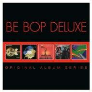 【送料無料】 Be Bop Deluxe ビーバップデラックス / 5cd Original Album Series 輸入盤 【CD】