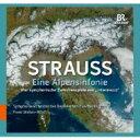 【送料無料】 StraussR. シュトラウス / アルプス交響曲、『インテルメッツォ』からの交響的間奏曲ヴェルザー=メスト&バイエルン放送響 輸入盤 【CD】
