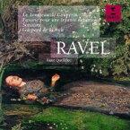 Ravel ラベル / ピアノ曲集〜クープランの墓、亡き王女のためのパヴァーヌ、ソナチネ、夜のガスパール アンヌ・ケフェレック 【CD】