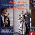 Mozart モーツァルト / Oboe Concerto, Concertone: D.jonas(Ob) 岡山潔 服部芳子(Vn) 神戸市室内合奏団 +j.s.bach: Concertos 【CD】