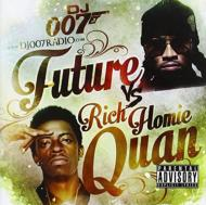 【送料無料】 Rich Homie Quan / Future / Future Vs Rich Homie Quan 輸入盤 【CD】